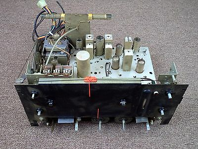 RCA Preamplifier Tuner / Vintage Preamp from RCA Stereo Tube Console / Untested