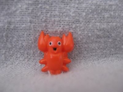 mini crab figure 1/2""