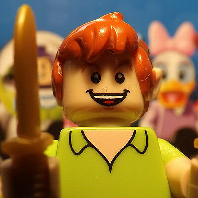 """Lego Disney Minifigures """" Peter Pan """" Fresh Out Of Pack """" Collectible Series"""