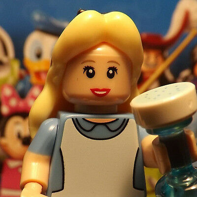 """Lego Disney Minifigure """"alice Wonderland""""  Fresh Out Of Pack Collectible Series"""