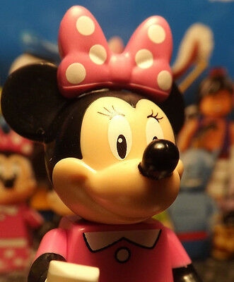 """Lego Disney Minifigure """" Minnie Mouse """" Fresh Out Of Pack """" Collectible Series"""