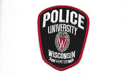 Wisconsin- Big Ten Conference- Univ Of Wisconsin Police- Madison,wisc.