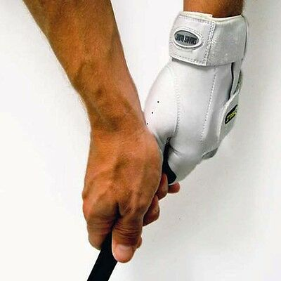 New SKLZ Med Smart Glove Golf Swing Trainer Rick Smith
