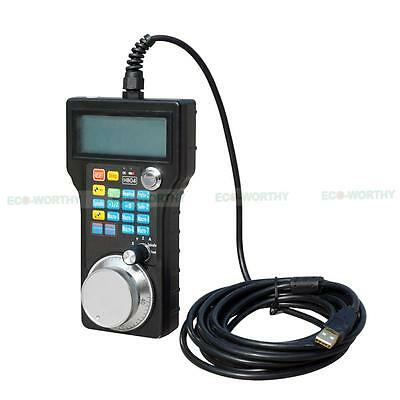 Wired Mach3 USB Electronic Handwheel MPG Pendant for CNC Engraving Machine