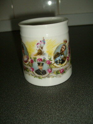Small Commemorative Mug / George V