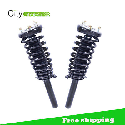 For 98-02 Honda Accord Front Quick Complete Struts & Coil Springs w/ Mounts Pair