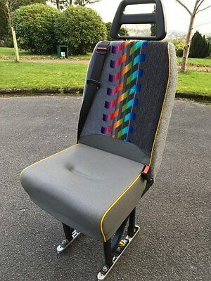 Removable Seat with Seat Belt Unwin for Ambulance/Minibus/Community Transport