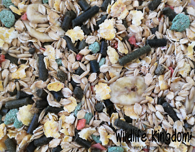 Complete Guinea Pig Food Mix Feed Pellet Small Animal Rodent Oats Flake Pellets