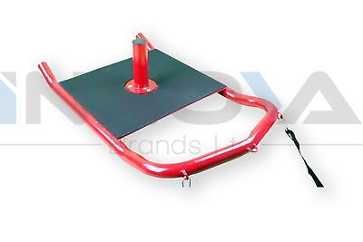 New Sports Power Gym Sled Crossfit Rugby Fitness Athletics Prowler With Harness