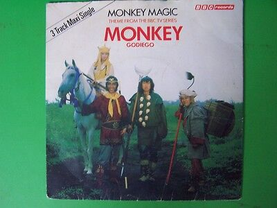 """From the BBC TV Series """"Monkey"""" Played by Godiego ft """"Gandhara"""" & """"Monkey Magic"""""""