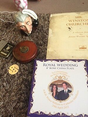 Collection Of Antiques Collectors Items 6 Items Job Lot