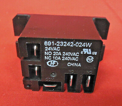 Hongfa HF 692-024D-2A22S Coil Voltage: 24VDC 551 Power Relays Lot of 10