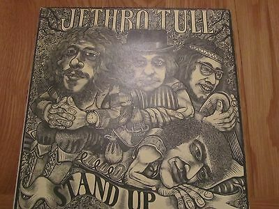 Stand Up by Jethro Tull vinyl LP Island 1969