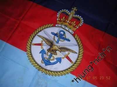 Pre 1997 Flag British Hong Kong Joint Services of British Armed Forces Ensign
