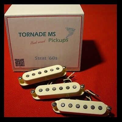 Set 3 Micros Tornade Ms Stratocaster Serie L Pickup