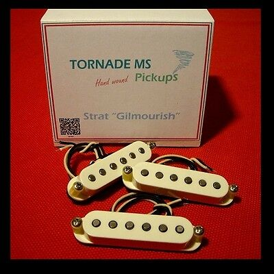 Set 3 Micros Tornade Ms Stratocaster Hot Texas Pickup
