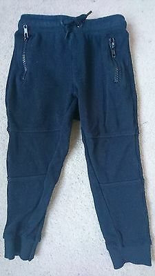 Boys River Island joggers age 3-4 years