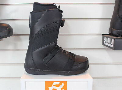 New 2016 Ride Anthem Boa Snowboard Boots Mens 9 Black