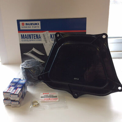 Suzuki Genuine Part - Service/Maintenance Kit (GSX1300R Hayabusa K4-K7) - 16500-