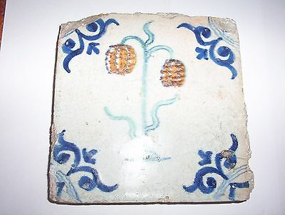 Delft Tile c. 18th  century   (7)