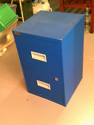 Office World 2 Drawer Filing Cabinet