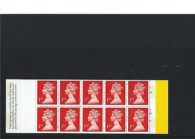1995 HD 27SOMEONE SPECIAL BARCODE BOOKLET 10 x 1st NVI HARD TO FIND HARRISON