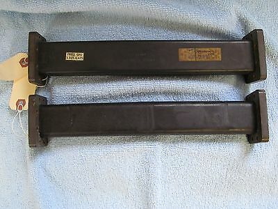 2) WR137 Andrew Flexable Waveguide