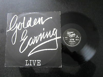 "Golden Earring ""radar Love - Live"" 1977 Uk 12"""
