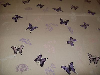 2M Cellophane KIT Purple Butterfly Wedding Birthday Mothers Easter DIY Hampers