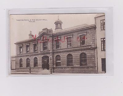 Kerry Tralee Theatre Royal Rp Unposted Philco Card
