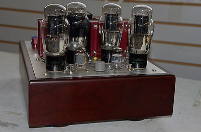 6B4G 6L6 / 5881 family compatible tube amp AMPLIFIER. not compatible with 2A3