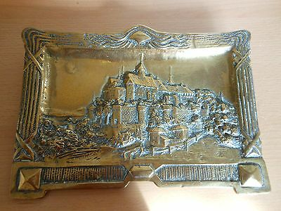 heavy brass plaque of austria,,,,,,225