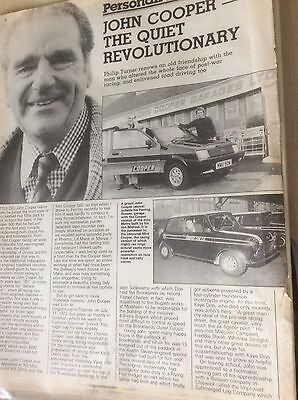 COOPER  ARTICLE  1982  ~Coo01