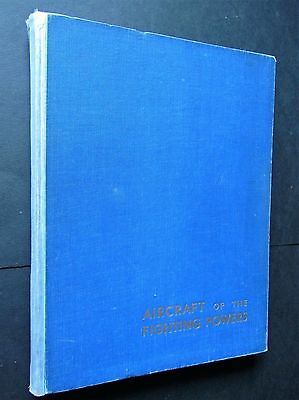 Aircraft Of The Fighting Powers Volume Ii 1941 - O.g. Thetford/h.j. Cooper