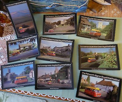 Royal Mail Postcards  * Postbuses In South East England