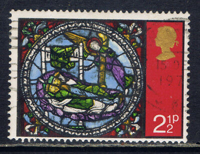 Great Britain #661(3) 1971 2.5 pence Dream of the Kings Used