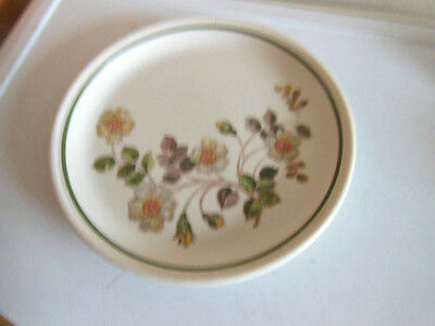 M&s Marks & Spencer Autumn Leaves Pattern 8.5'' Plate