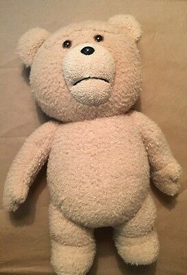 """""""Ted 2"""" -Ted 24 INCH R-Rate Talking Plush Teddy Bear"""