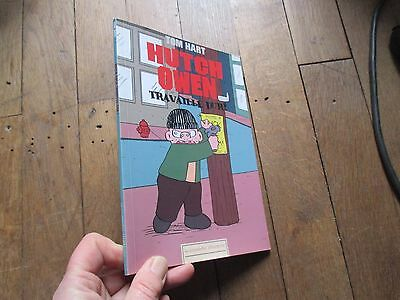ALBUM BD HUTCH OWEN travaille dur tom hart la comedie illustree eo 2000