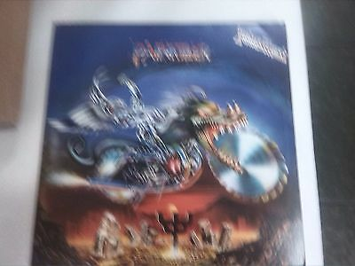 JUDAS PRIEST Painkiller LP 1990 ORIGINAL BRAZIL PRESSING VG+/EX+
