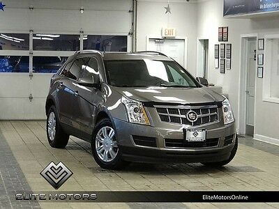 2012 Cadillac SRX Luxury Sport Utility 4-Door 12 cadillac luxury awd pano roof heated leather auto alloys stream music