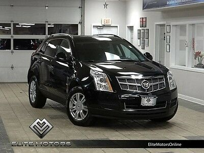 2010 Cadillac SRX Luxury Sport Utility 4-Door 10 cadillac srx luxury awd pano roof heated leather stream music usb aux