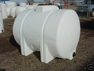 325 Gallon horizontal poly storage leg tank, water hauling, power washer,