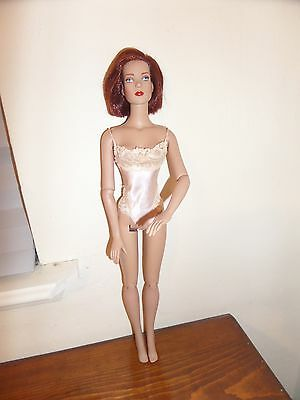 Tonner Ready To Wear Tyler Wentworth Career Doll With Short Red Hair