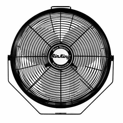 Air King 9318 18 Inch 3190 CFM Industrial Grade Multi-Mount Fan with Pivoting