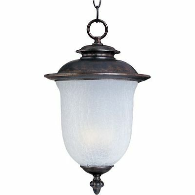 Maxim 55199FCCH Cambria 1 Light 13'' Pendant with Frosted Glass Shade