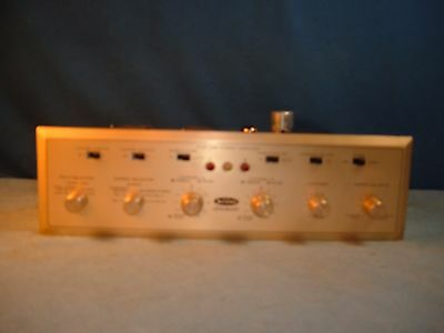 SCOTT 299 STEREO AMPLIFIER STEREOMASTER TUBE with mods ??? amp works fine