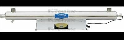 For Home Lab/Med Use Uv Sterilizer 20,000L/Hour New Pure Water Purifier F