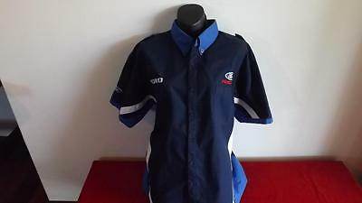 Ford Racing Offical Pit Shirt Size L In Great Cond