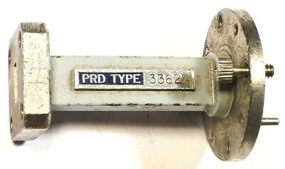 WAVEGUIDE WR-28 ADAPTOR SQUARE = ROUND - PRD 3362 - *PULLOUT*NICE* - Qty:1